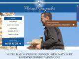 Ent. Guyadier, maçonnerie et travaux de restauration en Côtes-d'Armor