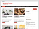 Magazine Maison - Blog dédié à a la maison et décoration
