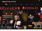 Le magicien de Lyon Foxy propose des spectacles de magie dans Rhône Alpes