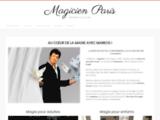 Magicien Paris – Magicien vu à la télé