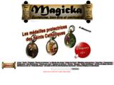 Librairie et boutique ésotérique Magicka