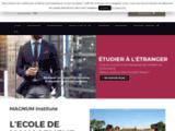 MAGNUM INSTITUTE - L'École du Vin & des Spiritueux
