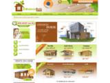 Maisons  en bois en kit
