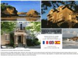 Villa Sanchis chambres d'hôtes au centre de Biarritz, vue mer, proche plage
