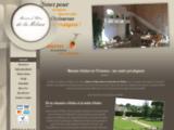 Maison d'Hôtes à Cabriès - La Milane près d'Aix en Provence et Marseille. Chambres à louer et tables d'hôtes