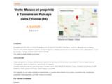 Vente Maison et propriété à Tannerre en Puisaye dans l'Yonne (89)