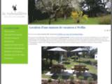 Location d'une maison de vacances à Wellin