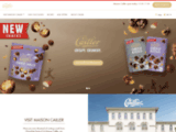 Maison Cailler: luxury swiss chocolate - since 1819