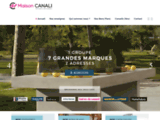 Maison Canali, ameublement,cuisine, literie et décoration à Ajaccio