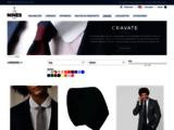 Maison de la Cravate - Vente en ligne de cravates