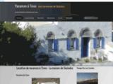 Louez une maison traditionnelle à Tinos