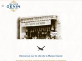 Maison Genin : Saucisson d'Arles, produits régionnaux, Boucherie, Charcuterie, Arles