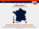 Maisons à vendre en annonces immobilières avec visites virtuelles 360°