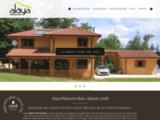 Constructeur de maisons en bois  bordeaux  le Teich Gironde 33