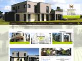 Construction de maison en bois en Normandie - Maisons d'interieur