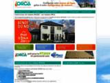 Constructeur maison BBC ORCA : achat terrain et maison individuelle contemporain