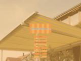 Maison Schoore à Templeuve | Protection solaire, volets, mobilier de jardins en métal laqué...
