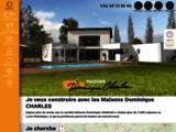 Constructeur de maisons en Loire-Atlantique, Maisons Dominique Charles