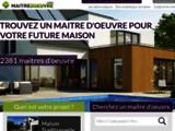 Annuaire de maitres d'oeuvre en France