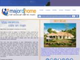 Appartements et villas de vacances en Martinique