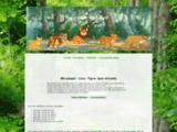 Elevage virtuel d'animaux de la jungle