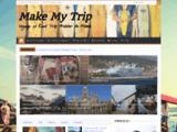 Make My Trip - Voyage et Road Trip Autour du Monde