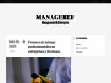 ManageRef.com | Concevoir et manager une stratégie de référencement web | ManageRef.com
