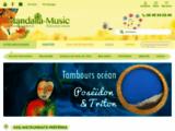Bienvenue sur mandalia-music.com! Welcome! Vente de musiques, CD et instruments de relaxation.