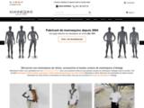 Mannequins online, vente de mannequins vitrine neufs et d'ocasion