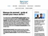 Manque de sommeil : guide d'achat, conseills