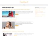MaoMao.fr : boutique en ligne Chemise col mao