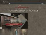 Marbrerie Lançon de Provence marbrier Mathurin  Salon de Provence