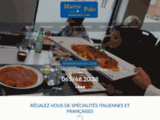 Menu restaurant Le Marco Polo