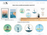 Maree oleron - Produits personnalisés made île oleron