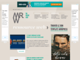 Inspiration design web et design graphique - MaRevueWeb