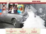 site des prestataires spécialisée dans le Mariage Afro