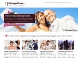 Photos de mariage : espace de partage sécurisé avec famille et invités