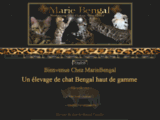 Marie Bengal, chatterie de Bengal