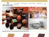 Chocolaterie De Marlieu, chocolatier et vente en ligne de chocolats