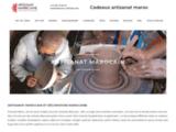 Vente de produits artisanaux du Maroc
