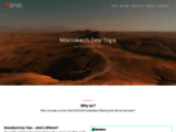 Shared Marrakech day trips to Atlas mountains and Waterfalls