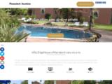 Villa avec piscine privée Marrakech | Marrakech-locations | Riad à Marrakech