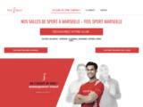 Nos Salles de Sport à Marseille - Feel Sport Marseille - Les Clubs Feel Sport à Marseille