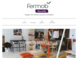 Mobilier de jardin design à Marseille, meubles et salon d'extérieur : Magasin Fermob Marseille