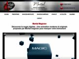 MAGICIEN Paris - MARTIAL