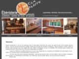 Ébénisterie Martin Lapierre Fabricant de meubles et armoires de cuisine en bambou