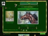 Maryaline artiste peintre - l'art et le cheval