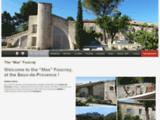Location saisonnière Baux de Provence