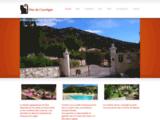 Les chambres d'hotes du Mas de Courrèges - Saint Hippolyte du Fort - Gard - Herault