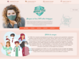 Achat de Masque Tissu - Masque-Tissu.net